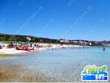 Spiagge e Itinerari - Spiagge Capo Testa - Santa Teresa