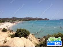 Spiagge e Itinerari - Spiaggia di Simius - Villasimius