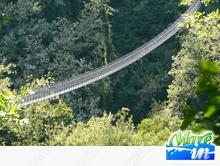 Assolutamente da vedere - Abetone - Ponte Sospeso