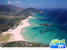Spiagge e Itinerari - Spiagge Baia di Chia - Costa Sud